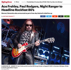 Ace Frehley - Rolling Stone