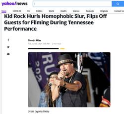 Kid Rock - Yahoo News