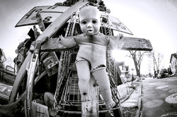 Crucifixion - Heidelberg Project