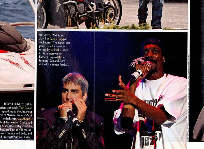 HICKS - SNOOP - ROLLING STONE
