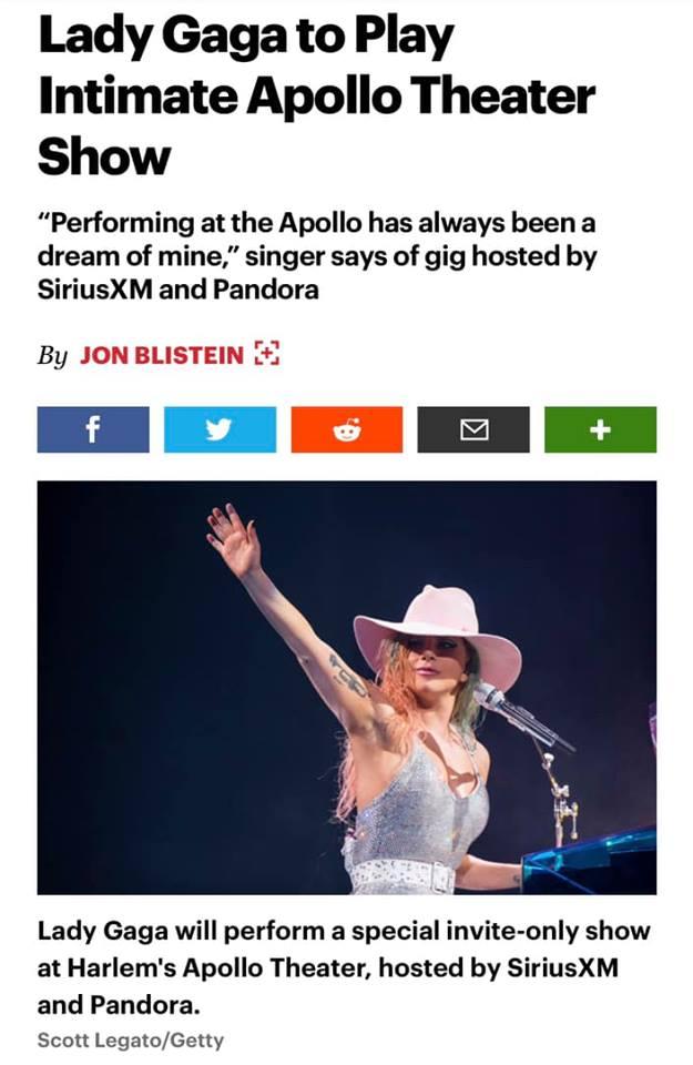Lady Gaga - Rolling Stone