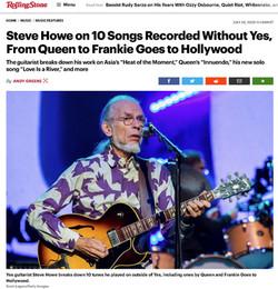 Steve Howe - Rolling Stone