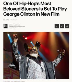 George Clinton - Okayplayer