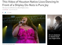 Lizzo - Houston Eater