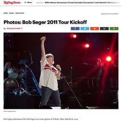 Bob Seger - Rolling Stone