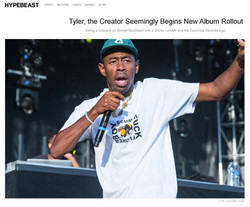 Tyler the Creator - Hyperbeast