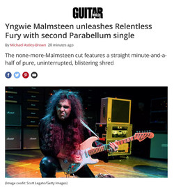Yngwie Malmsteen - Guitar Player 2