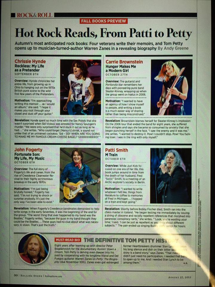 Rolling Stone - John Fogerty