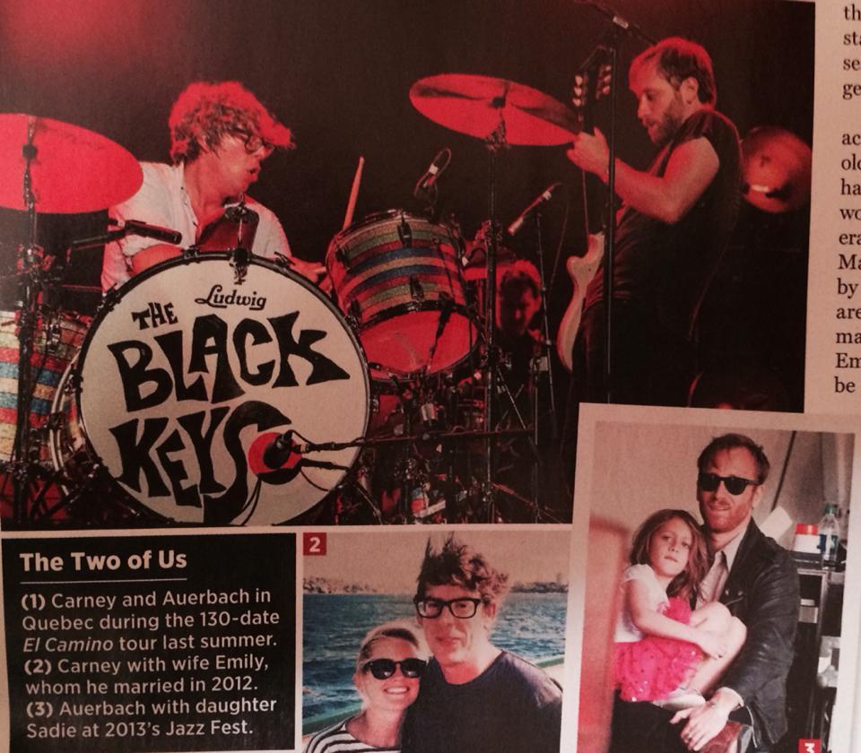 BLACK KEYS - ROLLING STONE