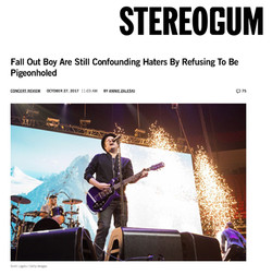 Fall Out Boy - Stereo Gum