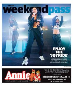 Tinashe - Express Magaizine