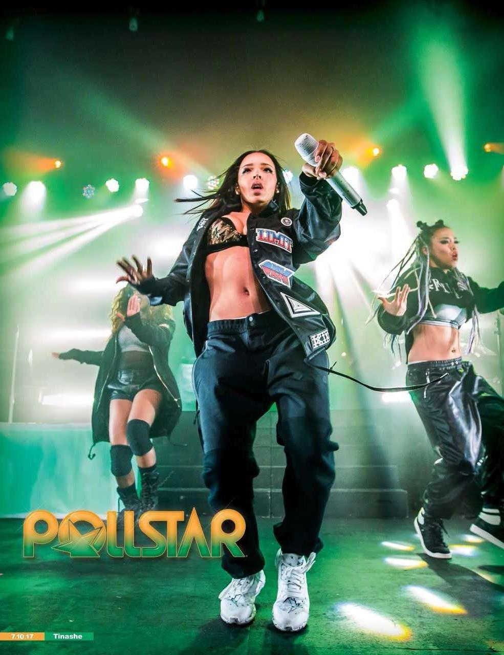 Tinashe  - POLLSTAR Cover