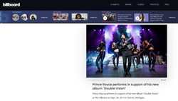 Prince Royce - Billboard