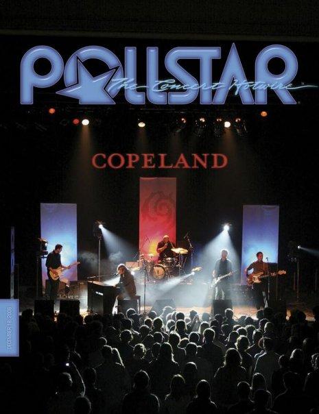 Copeland Cover