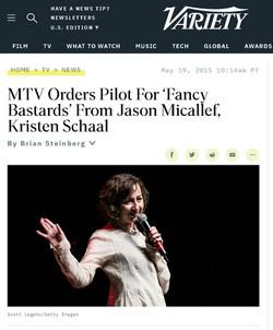 Kristen Schaal - Variety
