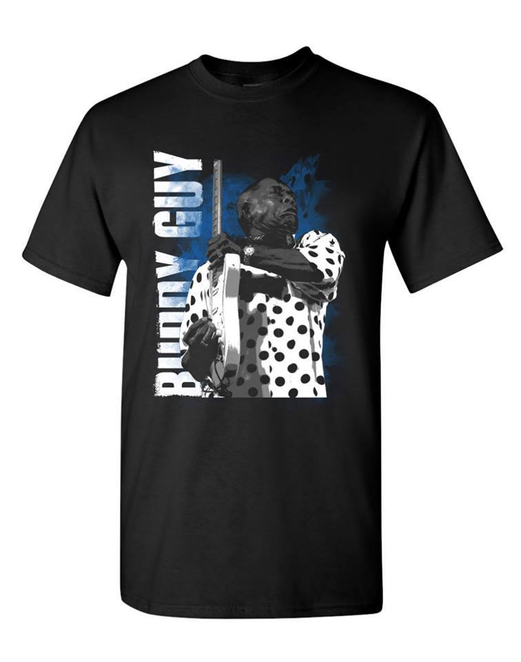 BUDDY GUY - T-SHIRT-2