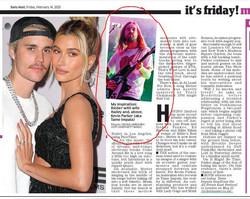 Tame Impala - Daily Mail Feb 14th 2020