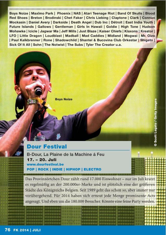 Boys Noize - Rolling Stone France