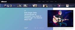 Bob Seger - Billboard