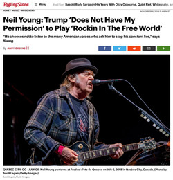 Neil Young - Rolling Stone