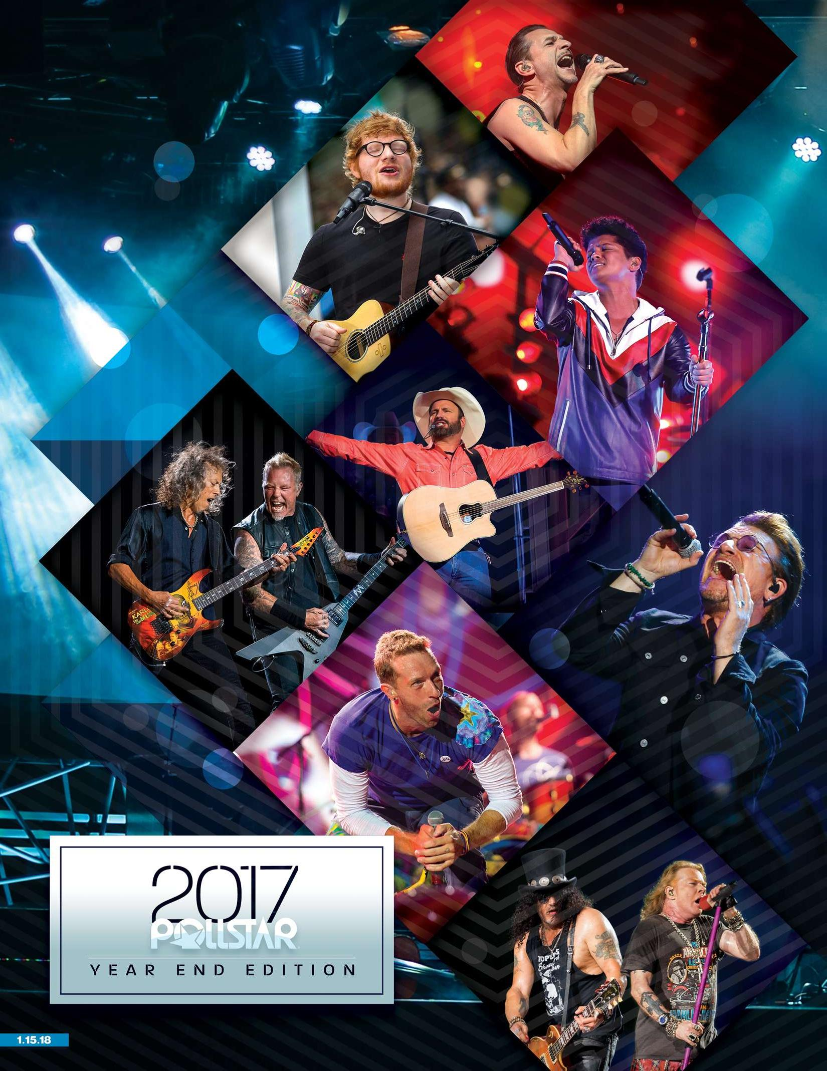 POLLSTAR - Year End 2017