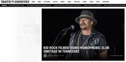 Kid Rock - Taste of Country