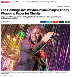 The FLaming Lips - Rolling Stone