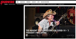 Ted Nugent - Loudwire