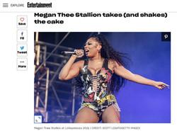 Megan Thee Stallion - Entertainment Weekly