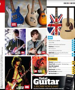 Bastille - Total Guitar