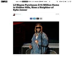 Lil Wayne - Complex