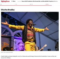Charles Bradley - Rolling Stone