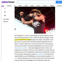 Johnny Solinger of Skid Row - Yahoo News