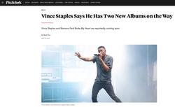 Vince Staples - Pitchfork