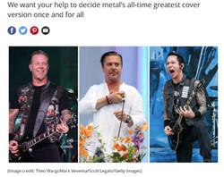 Trivium - Metal Hammer