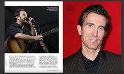 Dave Matthews - Fast Company Mag (Print)