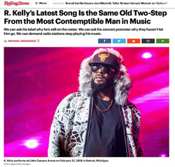 R. Kelly - Rolling Stone