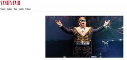Elton John - Vanity Fair