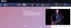 Eddie Money - BILLBOARD