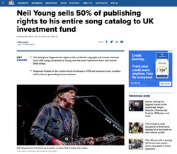 Neil Young - CNBC
