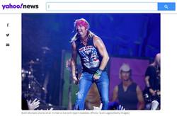Brett Michaels - Yahoo News
