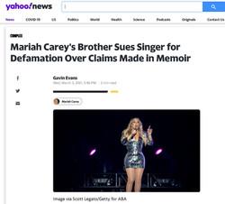 MARIAH CAREY - YAHOO NEWS