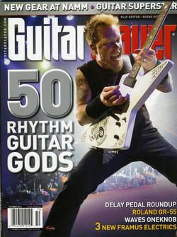 METALLICA - GUITAR PLAYER COVER