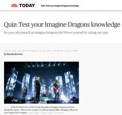 Imagine Dragon - Today (dot) com