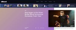 Bob Seger - Billboard 2