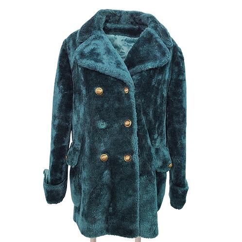 Vintage Sears Plush Faux Fur