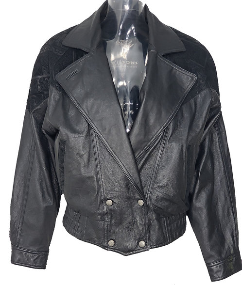 Vintage Wilsons Leather