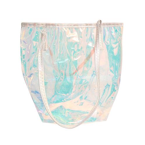 Hologram Plastic Tote Bag