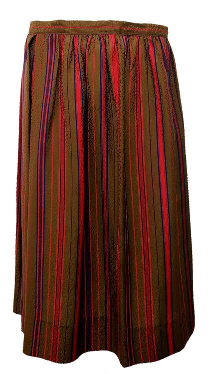 Vintage 100% Silk Frank Masandrea