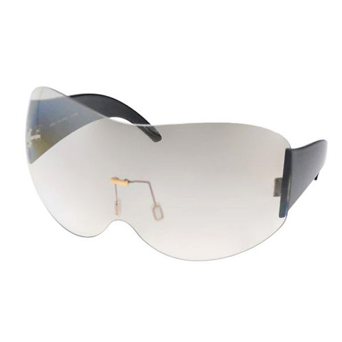 Clear Visor Sunglasses